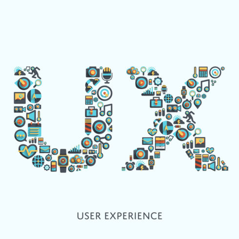 user experience illustration